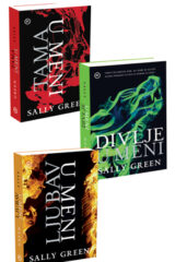 Naslovnica knjige: Trilogija: Tama u meni, Divlje u meni i Ljubav u meni