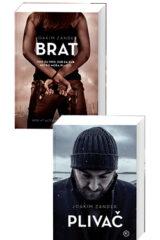 Naslovnica knjige: Komplet: Plivač + Brat