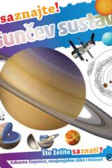 Naslovnica knjige: Sunčev sustav – saznajte!