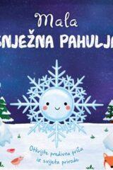 Naslovnica knjige: Mala snježna pahulja