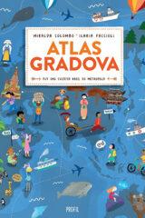 Naslovnica knjige: Atlas gradova