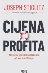 Naslovnica knjige: Cijena profita