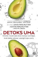 Naslovnica knjige: Detoks uma