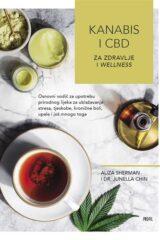 Naslovnica knjige: Kanabis i CBD za zdravlje i wellness
