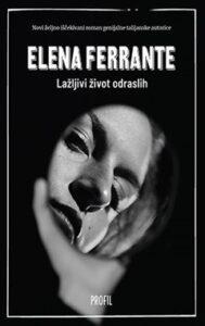 Naslovnica knjige: Lažljivi život odraslih