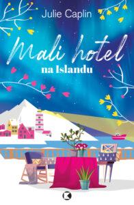 Naslovnica knjige: Mali hotel na Islandu