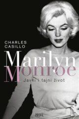 Naslovnica knjige: Javni i tajni život Marilyn Monroe