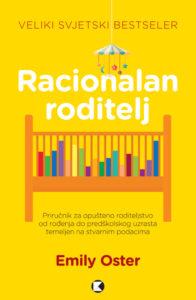 Naslovnica knjige: Racionalan roditelj