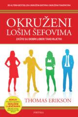 Naslovnica knjige: Okruženi lošim šefovima