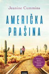 Naslovnica knjige: Američka prašina
