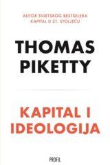 Naslovnica knjige: Kapital i ideologija