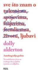 Naslovnica knjige: Sve što znam o ljubavi