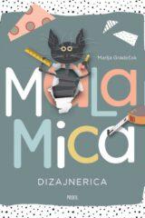 Naslovnica knjige: Mala Mica, dizajnerica