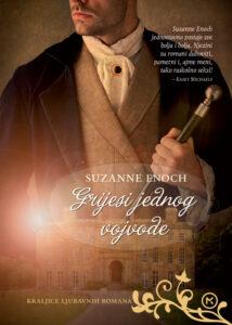 Naslovnica knjige: Grijesi jednog vojvode