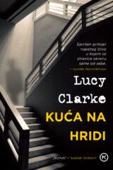 Naslovnica knjige: Kuća na hridi