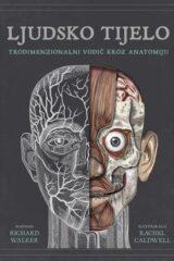 Naslovnica knjige: Ljudsko tijelo