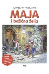 Naslovnica knjige: Maja i božićna želja