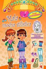 Naslovnica knjige: Modna djevojka – Narandžasta