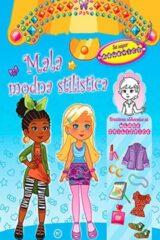Naslovnica knjige: Modna djevojka – Plava