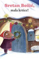 Naslovnica knjige: Sretan Božić, mala krtice!