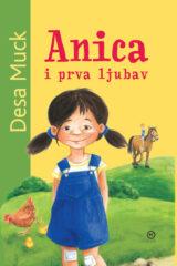 Naslovnica knjige: Anica i prva ljubav
