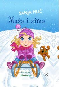 Naslovnica knjige: Maša i zima