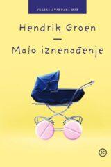 Naslovnica knjige: Hendrik Groen – Malo iznenađenje