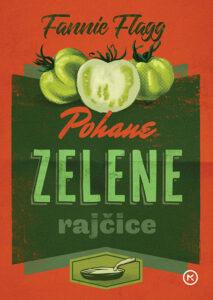 Naslovnica knjige: Pohane zelene rajčice