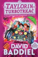 Naslovnica knjige: Taylorin turbotrkač