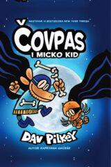 Naslovnica knjige: Čovpas i Micko Kid