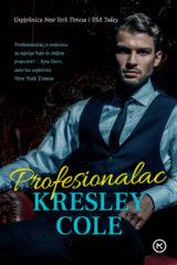 Naslovnica knjige: Profesionalac
