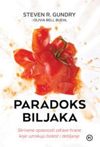 Naslovnica knjige: Paradoks biljaka