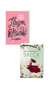 Naslovnica knjige: Komplet: Zbogom romantiko + Najbolja osveta od svih je sreća