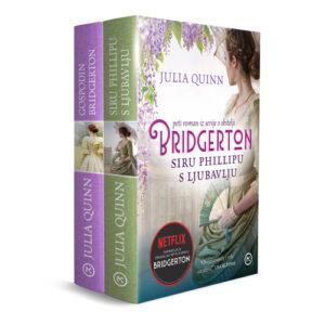 Naslovnica knjige: Komplet Bridgerton – 4. i 5. dio