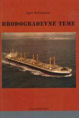 Naslovnica knjige: Brodograđevne teme