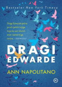 Naslovnica knjige: Dragi Edwarde