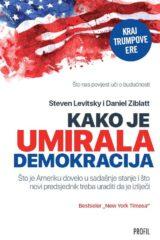 Naslovnica knjige: Kako je umirala demokracija