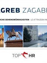 Naslovnica knjige: TOP HR–ZAGREB/ZAGABRIA NJEM-TAL