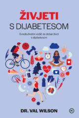 Naslovnica knjige: Živjeti s dijabetesom