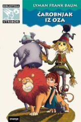 Naslovnica knjige: Čarobnjak iz Oza