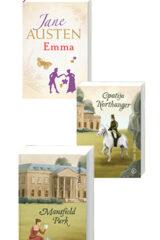 Naslovnica knjige: Komplet Jane Austen 2