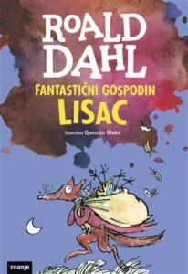 Naslovnica knjige: Fantastični gospodin Lisac