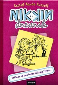 Naslovnica knjige: Nikkin dnevnik 1- Priče iz ne baš fantastičnog života