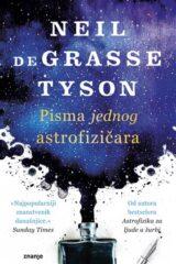 Naslovnica knjige: Pisma jednog astrofizičara