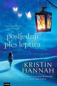 Naslovnica knjige: Posljednji ples leptira