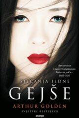 Naslovnica knjige: Sjećanja jedne gejše