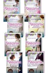 Naslovnica knjige: Komplet Bridgerton 1-8