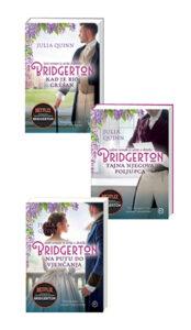 Naslovnica knjige: Komplet Bridgerton 6-8