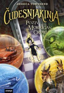 Naslovnica knjige: Čudesnjakinja: Poziv Morrigan Crow