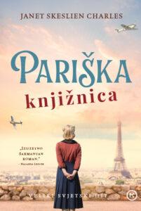 Naslovnica knjige: Pariška knjižnica